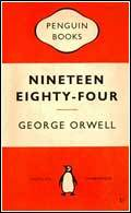 Nineteen Eighty-Four by George Orwell (Penguin Classic, 251 pages, published 1948)
