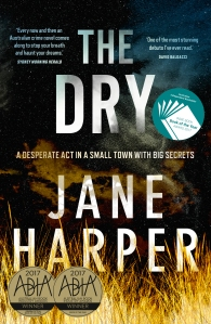 cover image of The Dry by Jane Harper
