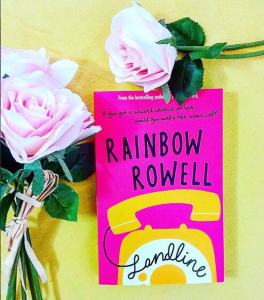 Landline by Rainbow Rowell review