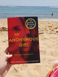 An Anonymous Girl by Greer Hendricks book review