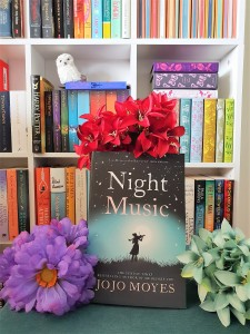 Night Music by Jojo Moyes book and review