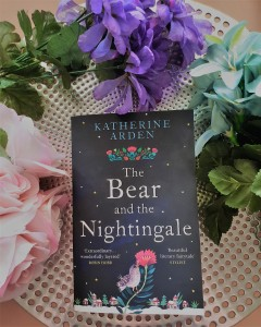 A photo of the novel The Bear and the Nightingale by Katherine Arden book review