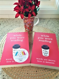 While You Were Reading book review