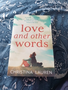 Love and Other Words by Christina Laurenbook review