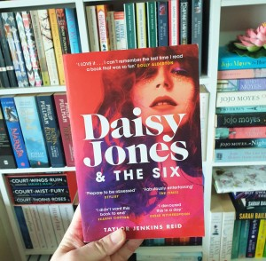 Daisy Jones and the Six by Taylor Jenkins Reid Review
